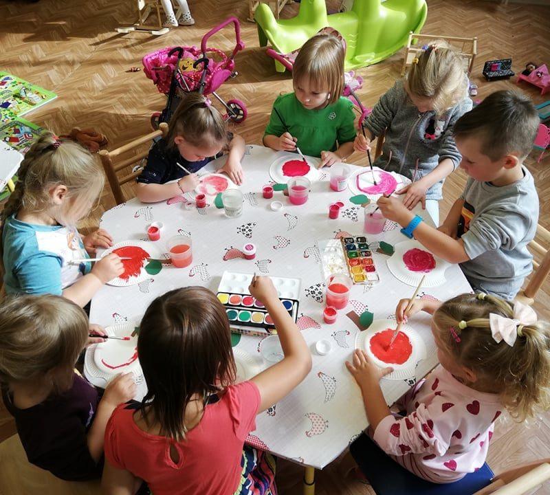 Zibalų darželyje vaikams jauku, smagu ir saugu